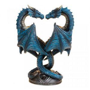 Candelabro de dragón