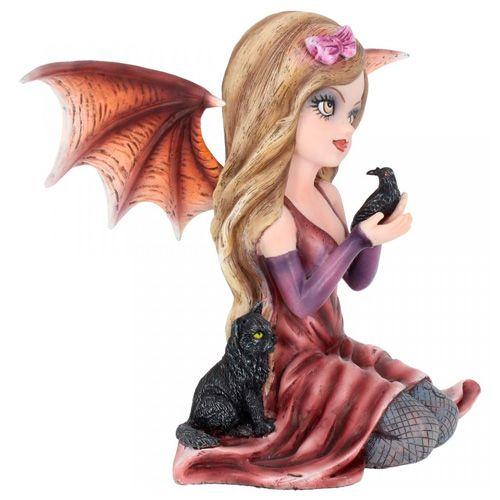 Figura de hada vampiro