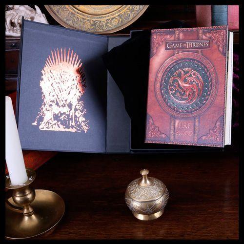 Diario Targaryen Fuego y Sangre