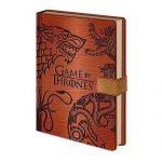 Cuadernos Juego de Tronos oficiales HBO