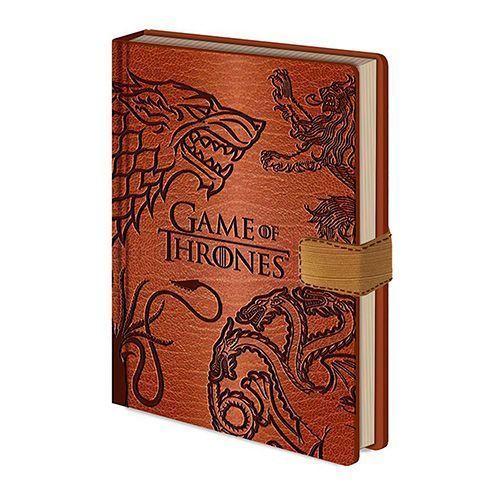 Cuaderno Juego de Tronos