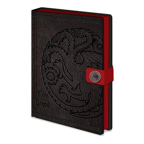 Cuaderno Targaryen