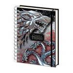Venta cuadernos Juego de Tronos