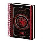 Envíos cuadernos Juego de Tronos