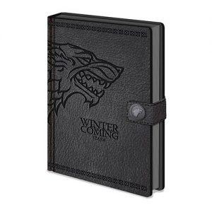 Cuaderno casa Stark