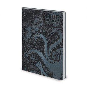 Cuaderno casa Targaryen