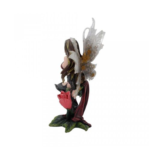 Figura hada tulipán