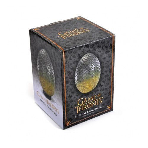 Huevo de dragón Rhaegal