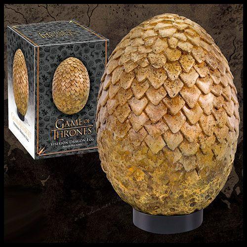 Huevo de dragón Viserion