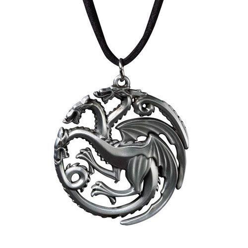 Colgante Targaryen