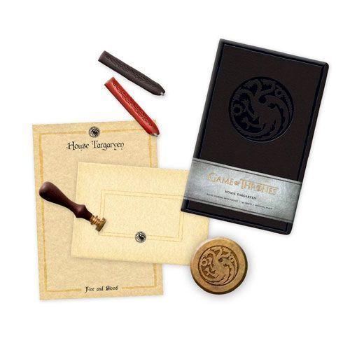 Envío cartas Targaryen