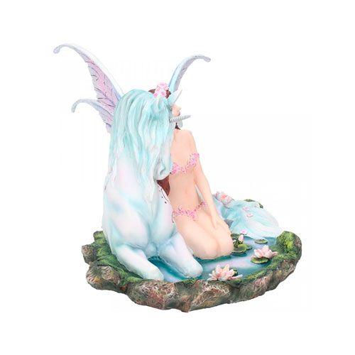 Figura hada unicornio