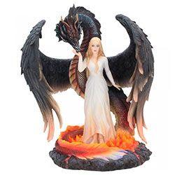 Figuras de dragones