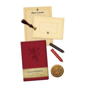 Envío cartas Lannister