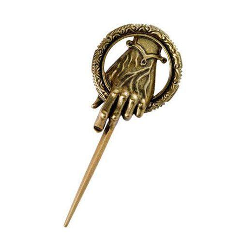 Pin Mano del Rey