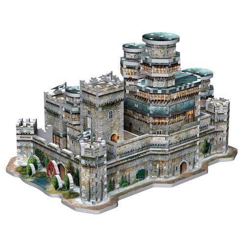 Puzzle 3d Invernalia