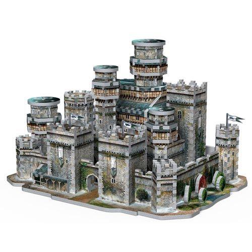 Puzzle 3d Juego Tronos