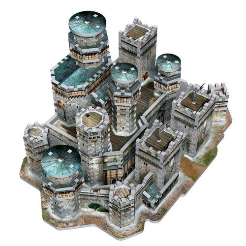 Puzzle 3d Winterfell
