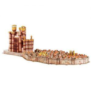 Puzzle 3d Desembarco del rey
