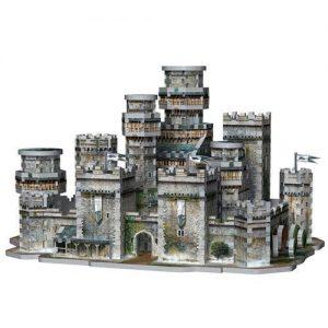 Puzzle Juego Tronos 3d