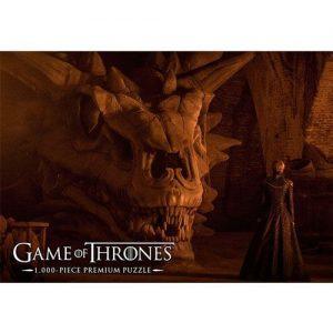 Puzzle dragón Juego Tronos