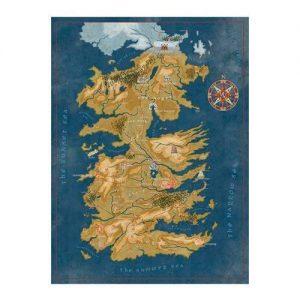 Puzzle mapa poniente Cersei