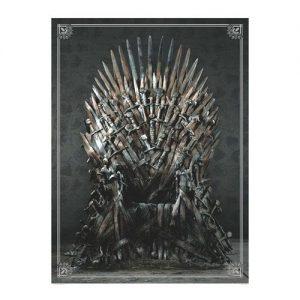 Puzzle trono hierro
