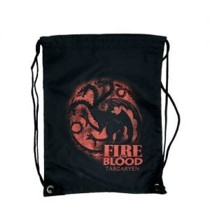 Saco mochila Targaryen