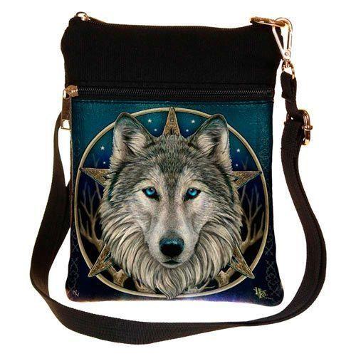 Bandolera lobo mágico