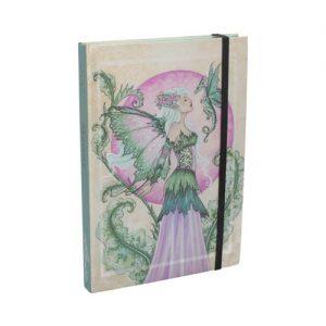 Cuaderno de hada y dragón
