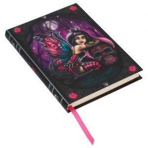 Cuaderno hada gótica Lolita