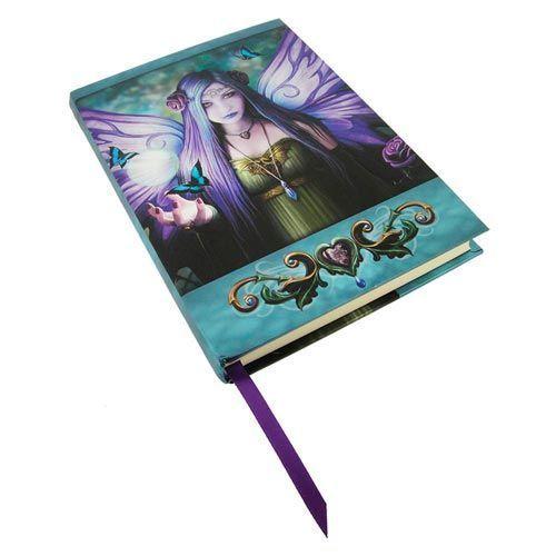 Cuaderno de hada en relieve