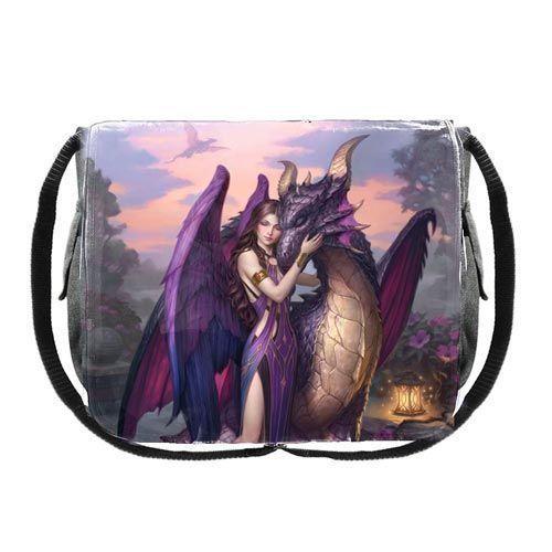 Bolso ángel dragón
