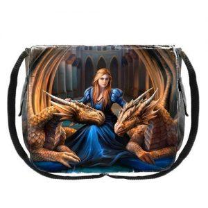 Bolso dragones