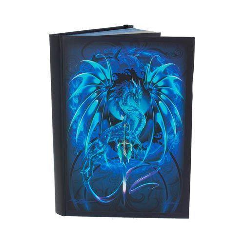 Cuaderno dragón del mar