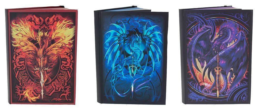 Cuadernos dragones