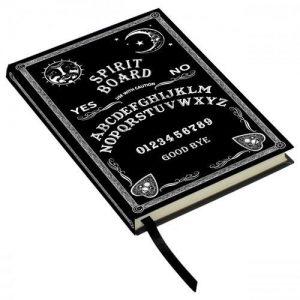 Cuaderno espíritus
