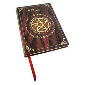Cuaderno de hechizos