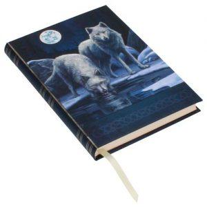 Cuaderno lobos