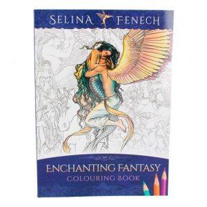 Cuaderno colorear Selina Fenech