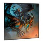 Tipos de cuadros de dragones