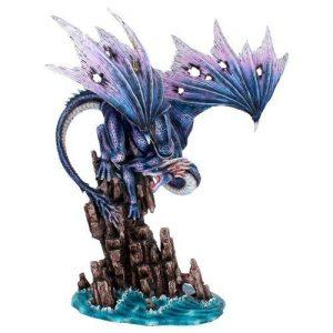 Figura dragón mar Leviatán