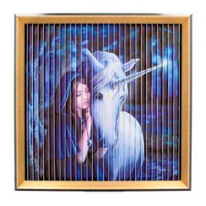 Cuadro unicornios Anne Stokes