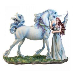Figura hadas unicornios